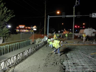 Bridge repair, Missouri Safe and Sound Bridge Program