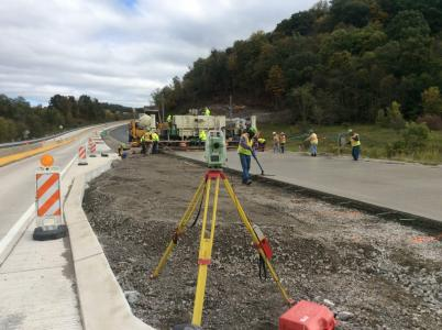 PennDOT S.R. 50, Millers Run—Gold award winner for Overlays (Highways)