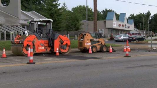 Major road work in New Albany, Ind., to make dangerous intersection safer