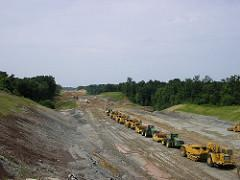 Massive Indiana East-West toll road project