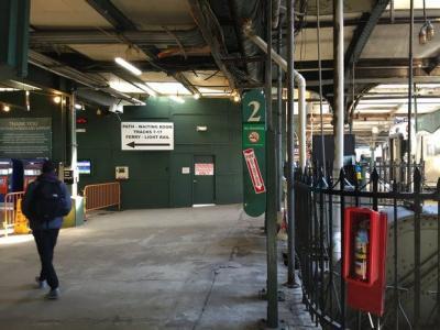 Hoboken terminal crash repairs will not be done until 2019