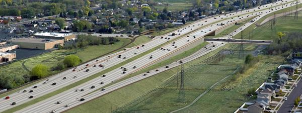 Mountain View Corridor project