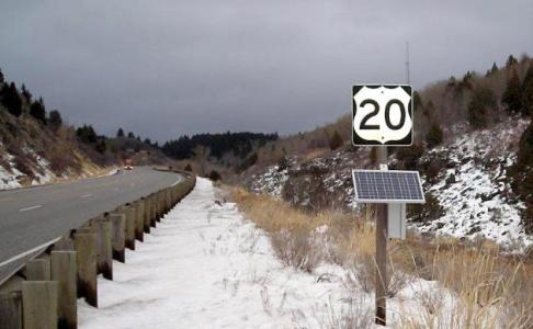 Traffic sensors to aid traffic flow during I-15 construction in Idaho