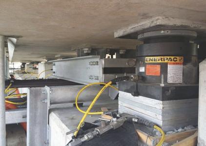 Beerman Precision Inc. Enerpac CLP cylinders