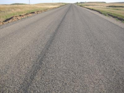 Gas Plant Road is an 11-mile-long, 28-ft-wide road in Billings County, N.D. This roadway is populated by several farmsteads and ranches. The traffic has significantly increased with the addition of the gas plant and the Bakken oil field production.
