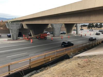 C-470 Express Lanes project