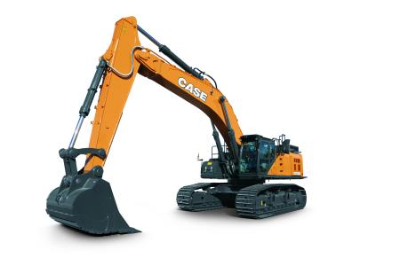 Case's CX750D mass excavator