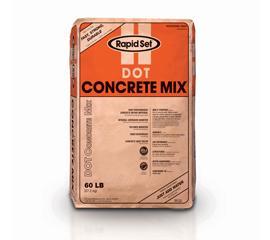 Rapid Set DOT Concrete Mix
