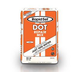 Rapid Set® DOT Repair Mix