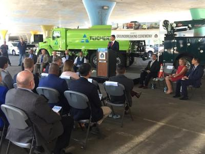 Caltrans breaks ground on I-5 Corridor Enhancement Project in Sacramento