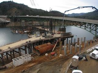 Antlers Bridge Replacement Project