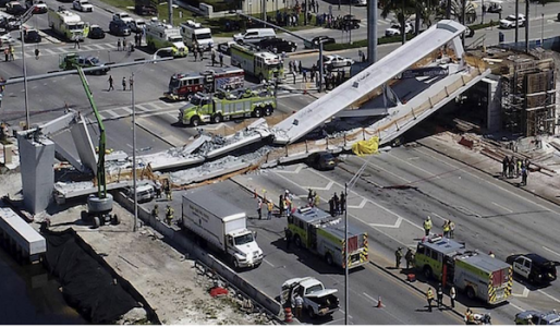 New OSHA report on FIU bridge collapse finds fault with bridge