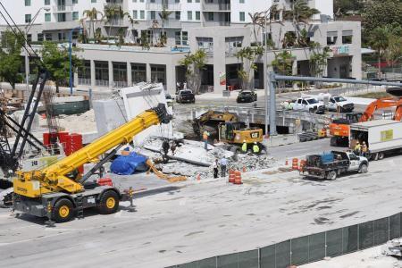 FIU bridge collapse, Sweetwater, Florida; lawsuit settlement