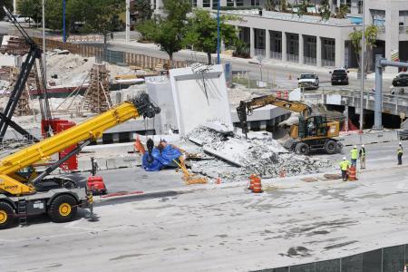 FIU pedestrian bridge collapse investigation