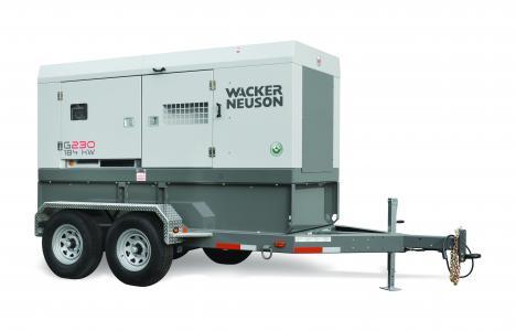 Wacker Neuson G230