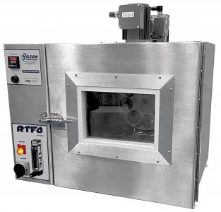 The Gilson Rolling Thin Film Oven (RTFO)