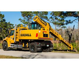 Crossover Hydraulic Excavator