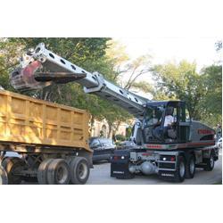 XL Series Gradall excavators