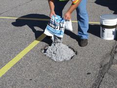 HP Concrete cold patch