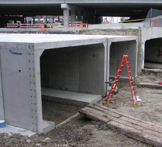 Stage exit   Roads & Bridges