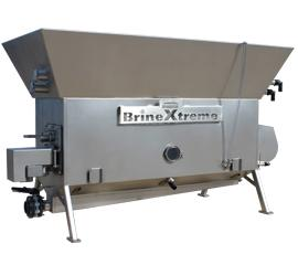 BrineXtreme is Henderson's line of professional salt brine systems