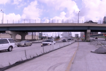 I-4 Ultimate Improvement road construction project