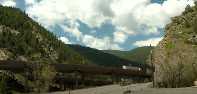 I-70 Colorado KUSA-TV (Denver)