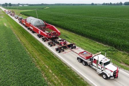 oversize/overweight permit for trucks Illinois DOT