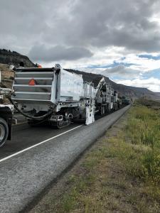 U.S. 50 Gunnison County Colorado