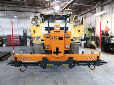 RAPTOR is part of the RoadQuake Safety System