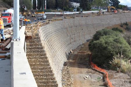 The adaptability of geogrid: heavy trucks, complex