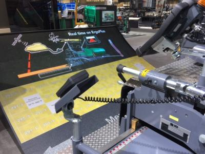 Wirtgen Group unveils smart pavers