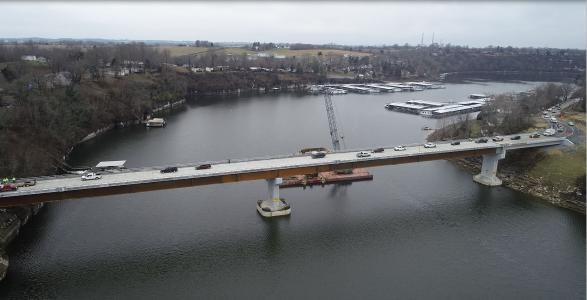 Kennedy Mill Bridge Kentucky