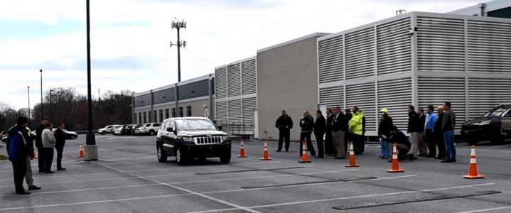 PTC staff also tested RoadQuake 2F TPRS