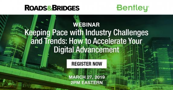 RB Bentley Webinar; How to Accelerate Your Digital Advancement