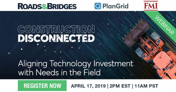 RB PlanGrid webinar Construction Disconnected