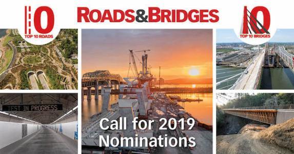 Top 10 Roads 2019