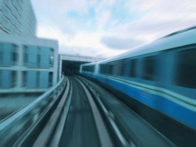 high-speed rail project California