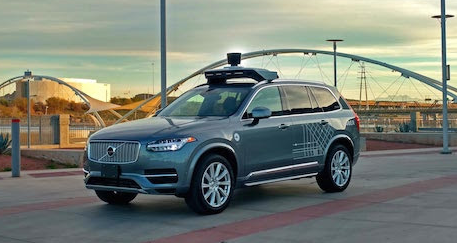 Riders in the city who request an uberX will have a chance to ride in a self-driving vehicle