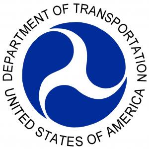 United States of America Department of Transportation logo