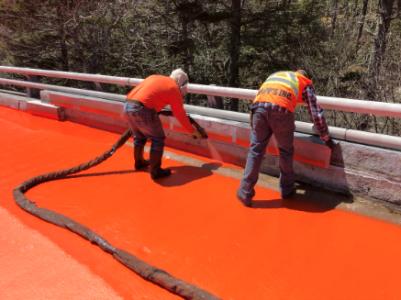 waterproofing asphalt