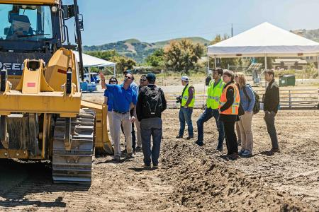 Infrastructure and its need for upgrade are the theme at a recent California technology summit