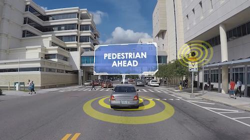 Tampa Hillsborough Expressway Authority CV pilot