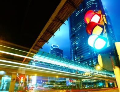 virtual traffic lights