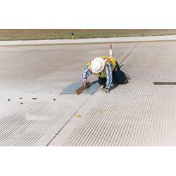 Rapid-patch polymer concrete
