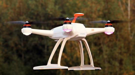UAV testing