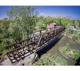 Liberty panel bridge