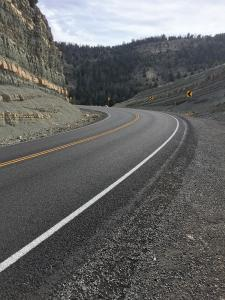 U.S. 191 Indian Canyon