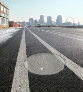 St. Louis sewer district relies on manhole risers