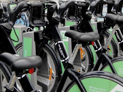 bike-share for transit